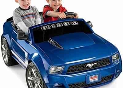 Kinderaccu auto