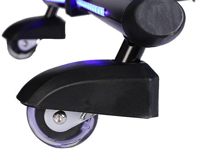 Elektrische Drift Trike Kart 250w 36v Bliksem Zwart Omidbikes